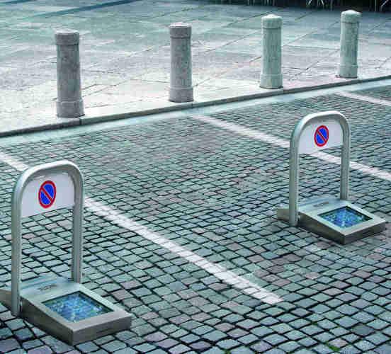DOMOPARK Salva parcheggio installato applicazione