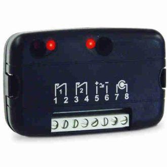 Ricevente FM400RB2 con 2 canali a FM
