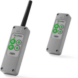 TXQPRO508-4A TELECOMANDO S508 a 4 funzioni 868MHz con antenna esterna